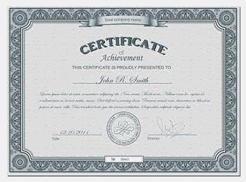 Hazardous Materials Management Certificate