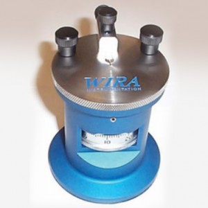Microtomo Wira para testes em fibras têxteis Texcontrol