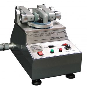 Rotary Plataform Doublehead Abrasion Tester